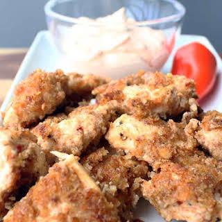 Healthy Chicken Nuggets.
