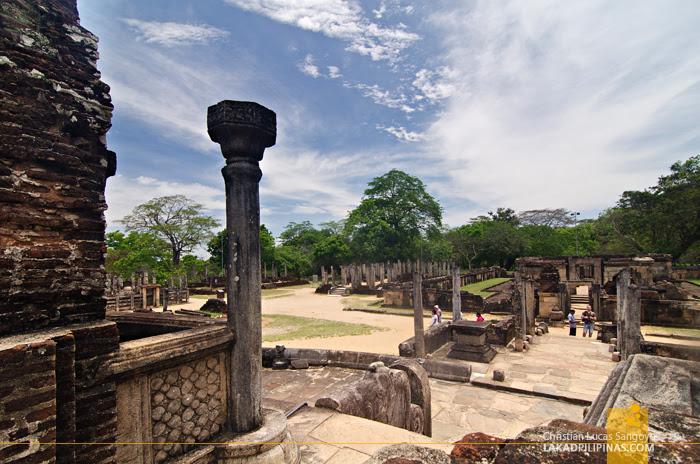 Sri Lanka Cultural Triangle Polonnaruwa