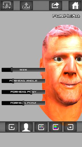 经我说话脸:3D头