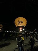 Photo: Heißluftballon vom dem Signal Iduna Park