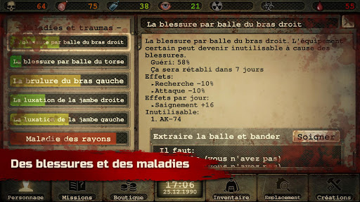 Code Triche Day R Survie APK MOD screenshots 5