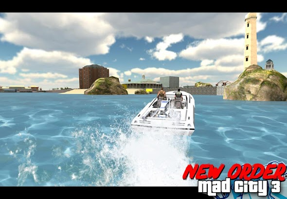 Mad City Crime 3 New Order- screenshot thumbnail