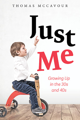 Just Me cover