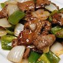 Green Pepper Steak w. Onions