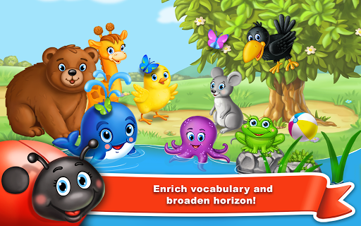 Learning Colors for Kids: Toddler Educational Game  screenshots 5