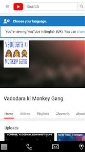 Vadodara Ki Monkey Gang - náhled