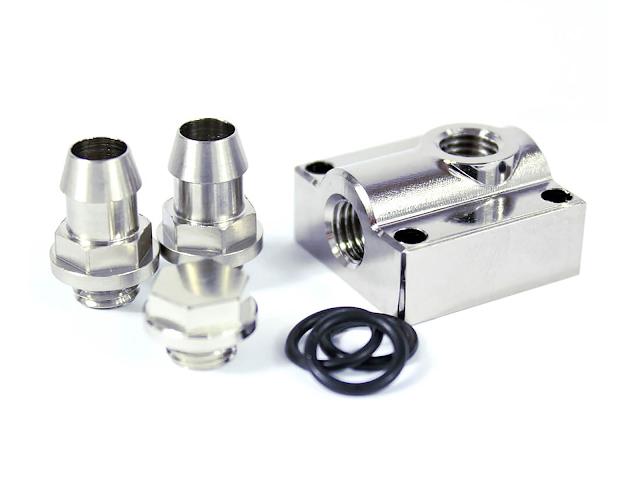 Dyze Design ENP Liquid Cooling Block for DyzEnd-X & DyzEnd PRO - 9.35mm