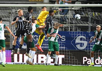 L'homme du match: Cristopher Fiermarin a mis Charleroi en échec