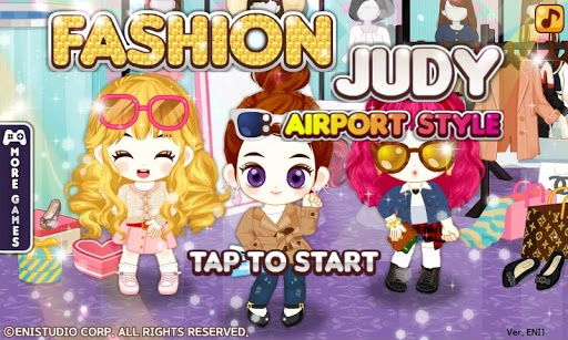Fashion Judy: Airport style