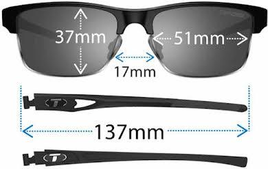 Tifosi Highwire Crystal Black Sunglasses alternate image 2