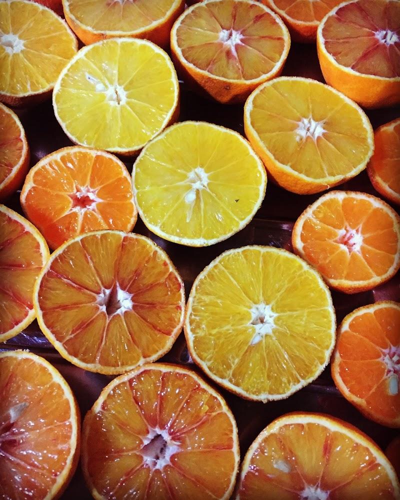 Arance, arance, arance di polecat