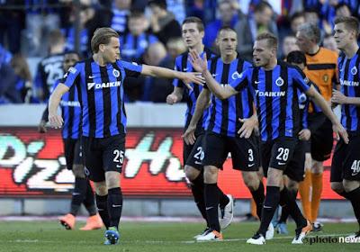 Le Club de Bruges imagine déjà un scénario : « Etre champion contre Anderlecht serait fantastique ! »
