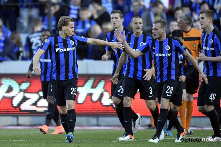 Club Brugge is kampioen en dat is te danken aan... Een rapport voor elke blauw-zwarte pion