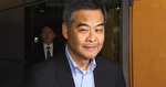 被指不適合任政協副主席 梁振英主動談UGL 稱中央清楚了解事件