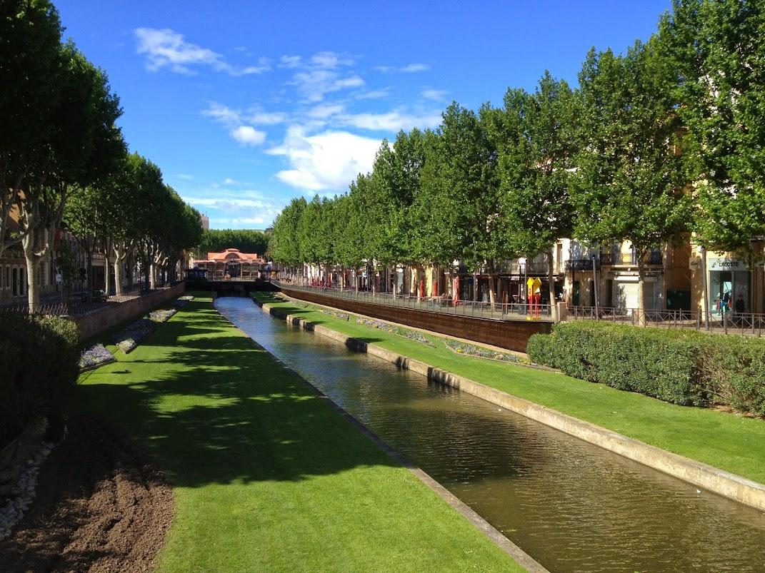 Перпиньян, Франция - достопримечательности, путеводитель по городу