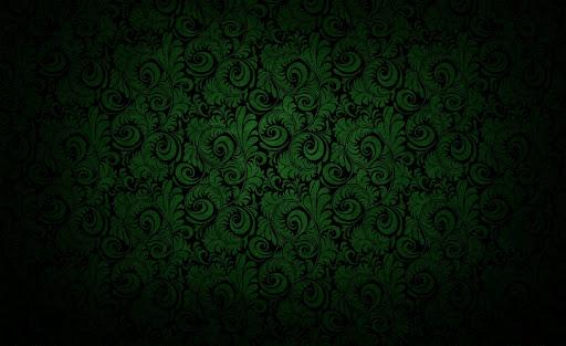 Green Black HD Live Wallpaper