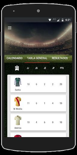 Calendario Futbol Primera Division.Liga Mx Futbol Apk Latest Version Gameapks Com