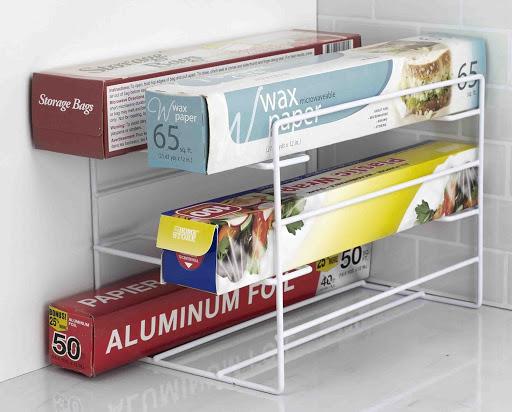 Home Basics Vinyl Wrap Organiz...