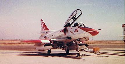 Photo: A4 Skyhawk VT 24 '83