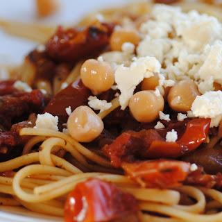 Roasted Roma Tomatoes.