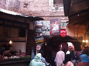 Photo: Médina de Marrakech