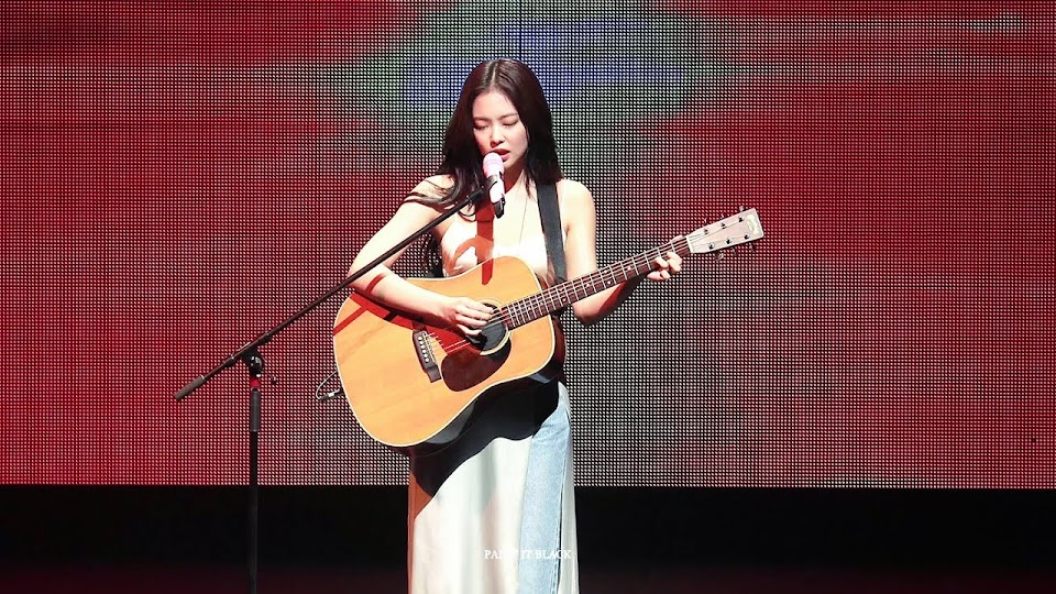 jennie guitar