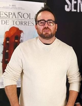 Raúl Navarro, documentalista.
