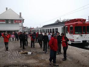 Photo: Fin de trayecto tren