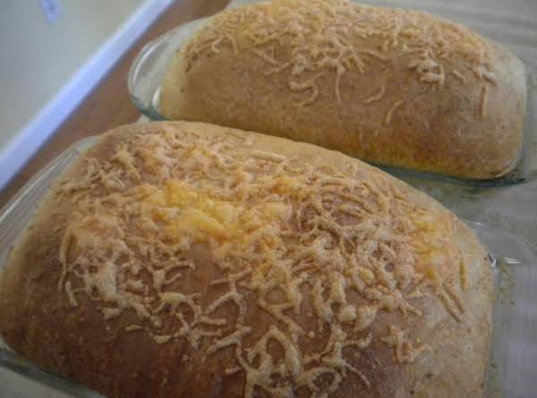 Garlic Cheesy Loaves Recipe