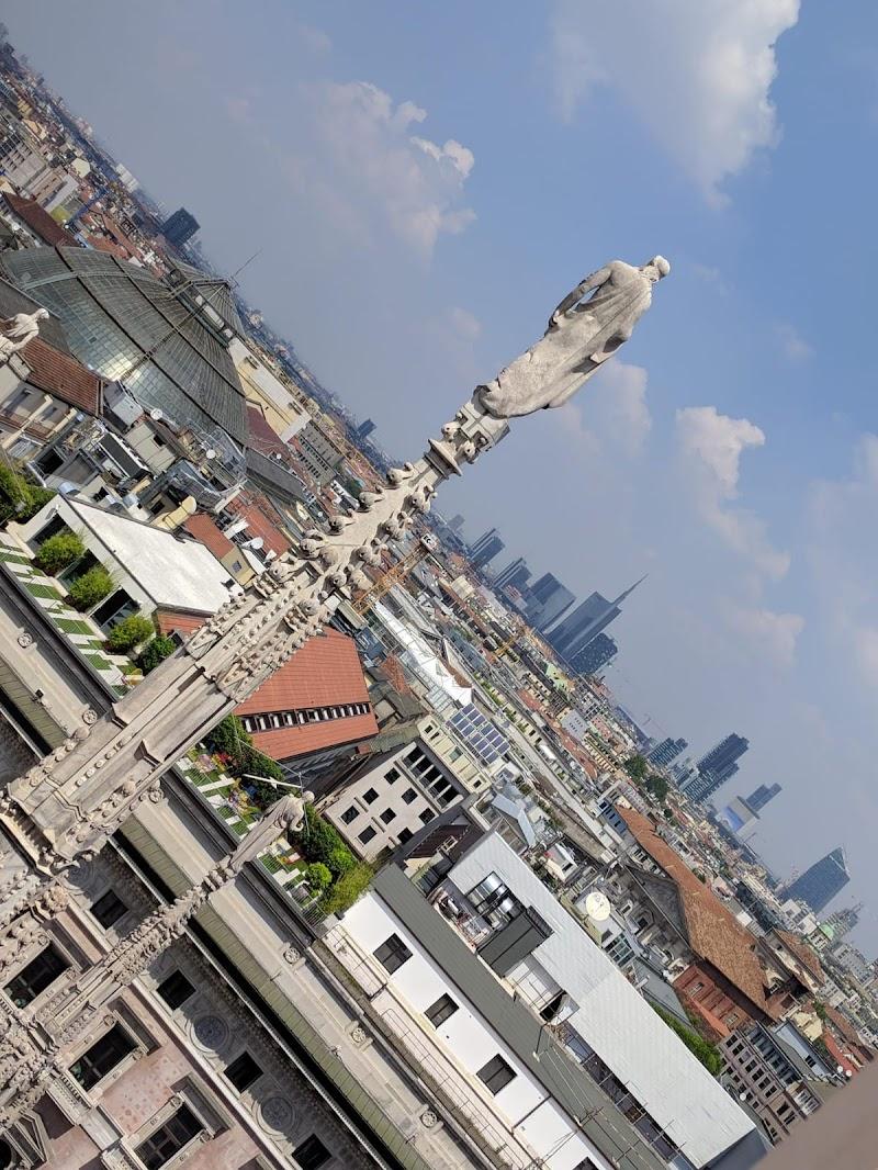 Skyline di MILANO in Lontananza! di MARIPOSA82