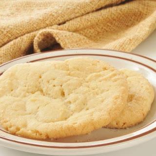 5 Ingredient Sugar Cookies.
