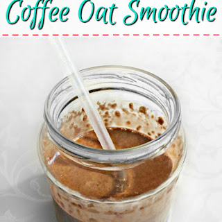 Coffee Oat Smoothie