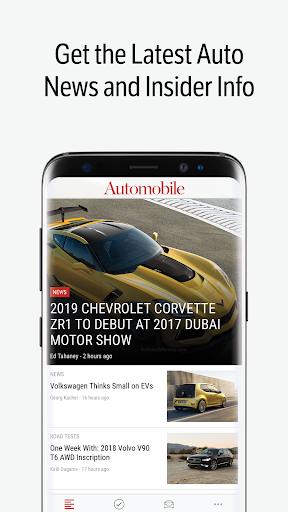 Automobile Magazine screenshot 5