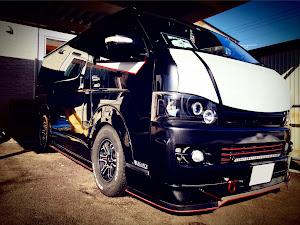 ハイエースバン  SUPER GL 4WD DIESELのカスタム事例画像 トリックスターさんの2020年02月15日15:56の投稿