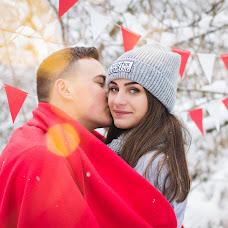 Wedding photographer Olya Gaydamakha (gaydamaha18). Photo of 16.02.2018