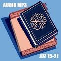 Murottal Al-Quran dan Terjemahan Offline Juz 15-21 icon