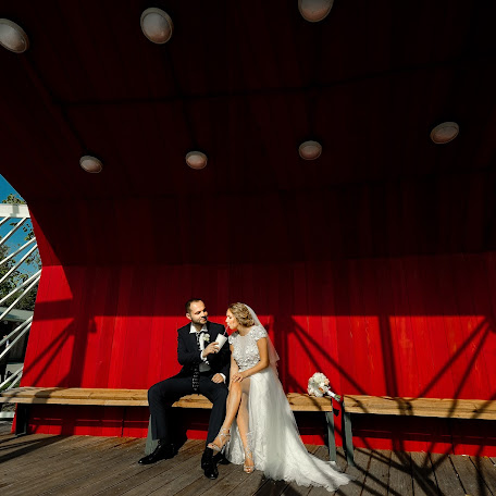 Huwelijksfotograaf Aleksey Malyshev (malexei). Foto van 07.12.2017