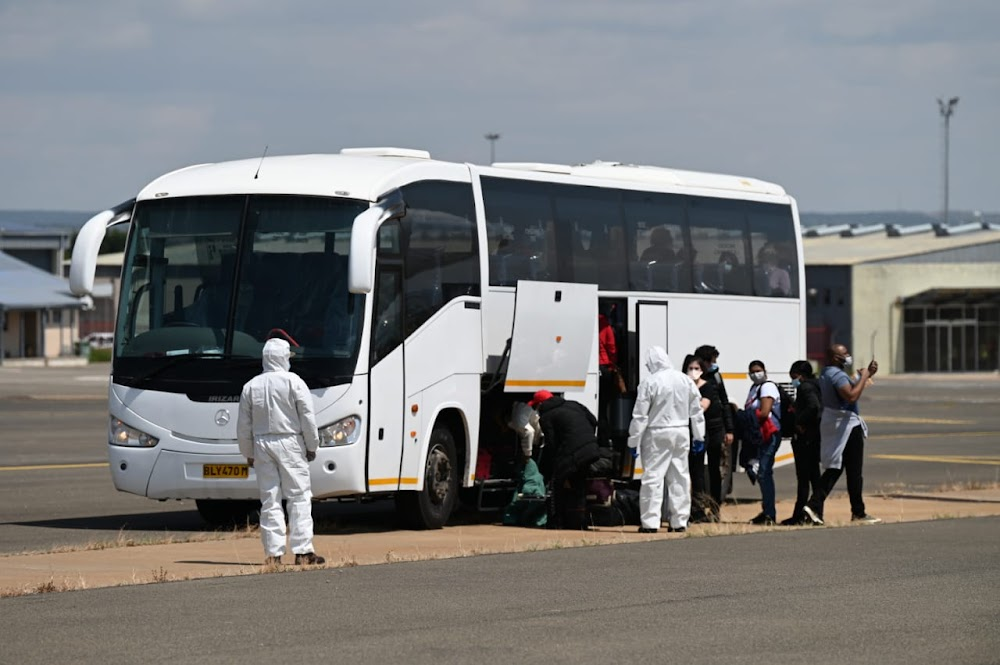 South Africans evacuated from Wuhan end 14-day quarantine in the clear