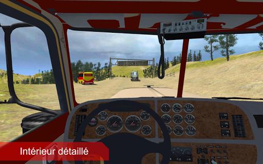 pétrole cargo camion au volant APK MOD (Astuce) screenshots 2