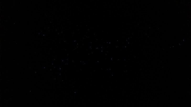 Punti nel buio di Julia Arioli