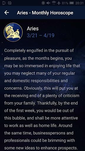 玩免費生活APP|下載Horoscope app不用錢|硬是要APP