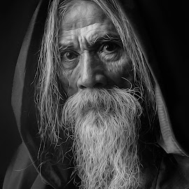 Portrait  by Joeli Oie - People Portraits of Men