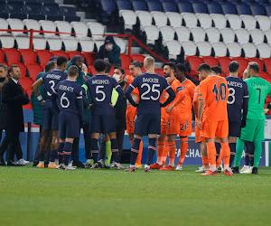 Le quatrième arbitre de PSG-Basaksehir suspendu jusqu'à la fin de saison