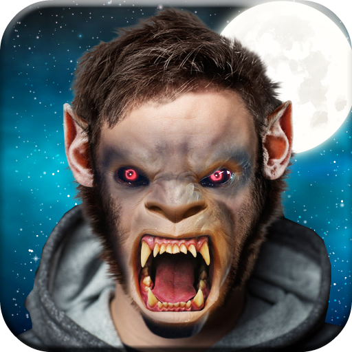 Werewolf Me: Photo Editor & Wolf Face Maker Icon