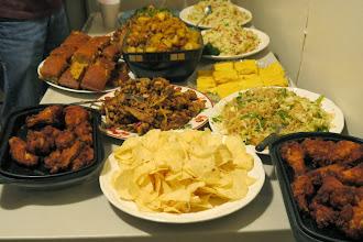 Photo: Kiinalaista kotitekoista ruokaa - yummy!