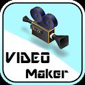 تحويل الصور لصنع فيديو مع الموسيقى icon