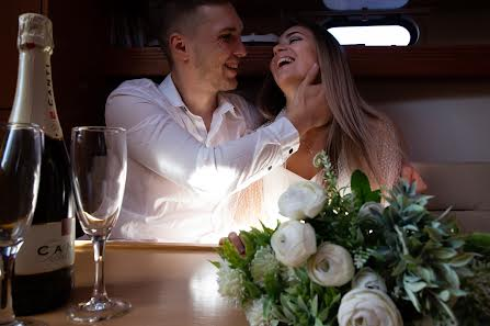 Jurufoto perkahwinan Лилия Ибрагимова (liliphotospb). Foto pada 23.05.2020