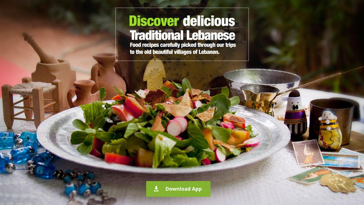 Lebanese food android apps on google play for Avventura journeys in italian cuisine