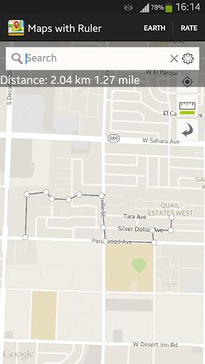 玩免費遊戲APP|下載Maps Ruler app不用錢|硬是要APP