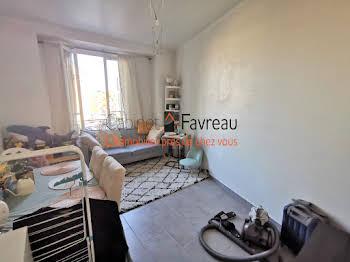 Appartement 2 pièces 35,34 m2